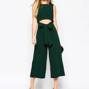 ASOS Other - Green jumpsuit